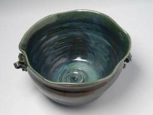 ACrafty Interview - Chris Tedin pottery bowl