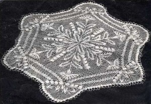 hexagon crafts part 2 hexagon shaped lace by herbert niebling