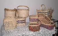 acrafty interview with david tedin basket collection