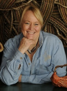 acrafty interview - tinas baskets tina puckett photo