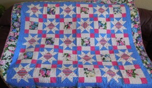 acrafty interview - linda martin quilt