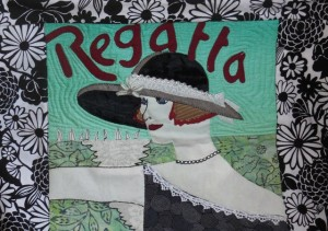acrafty interview - linda martin regatta quilt