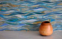 healthy water crafts - oasis waveform tile