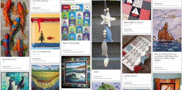 healthy water themed crafts part 5 - pinterest quilting inspiration