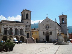 gypsy ways update 5 - norcia, umbria, italy