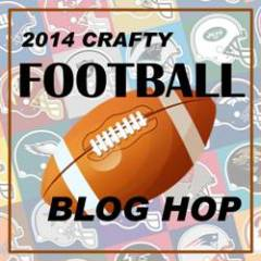 2014 crafty football blog hop badge