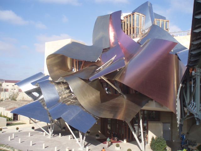 gypsy ways update 6 hotel marques de riscal el ciego spain