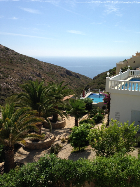 gypsy ways update 8 - view from cumbre del sol