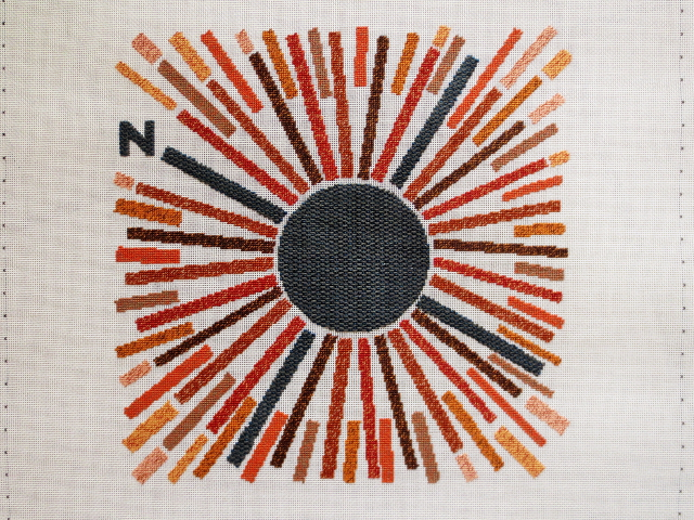 compass needlepoint update 2