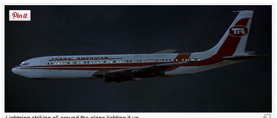 airplane movie cross stitch project transamerican plane photo